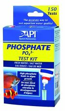 AQUARIUM PHARMACEUTICALS PHOSPHATE 150 TEST KIT API. FREE SHIPPING TO THE USA