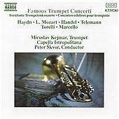 Famous Trumpet Concertos, , Very Good Import