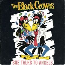 THE BLACK CROWES - She Talks To Angels (RARE German Import Maxi-Single CD, 1991)