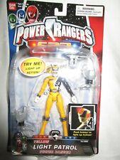 2004 Power Rangers SPD Light Patrol YELLOW Ranger New Factory Sealed