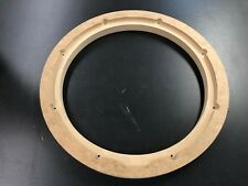 MDF Speaker rings, specific fit for Dynaudio Esotar 1200