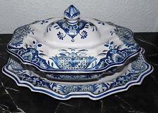 Ancienne soupière porcelaine