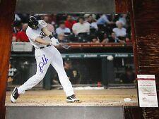 J.D. Martinez Autographed 16x20 Photograph w/ JSA Authentication Houston Astros