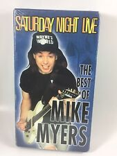 Saturday Night Live - Best of Mike Myers (VHS, 1999)