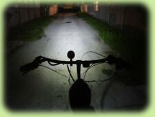 NEW CUSTOM 12 Volt  BRIGHT LED Headlight For Motorized Bicycle/Moped Lighting.