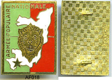 AF018 - CONGO - ARMEE POPULAIRE