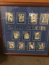 "2004-05 ESP Cricket Australia Trading Cards ""The 200 Club"" Full Set (11)-Rare"