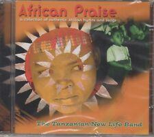 """Tanzanian New Life Band """"African Praise"""" NEW & SEALED CD 1st Class Post From UK"""