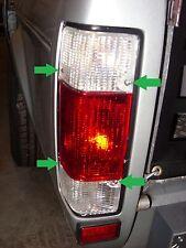 ++ VW Caddy 14D Schraubensatz V2A Edelstahl für Heckleuchten Rückleuchten ++