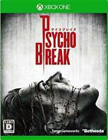 Xbox One Psycho Break CERO rating Z Free Shipping with Tracking# New from Japan
