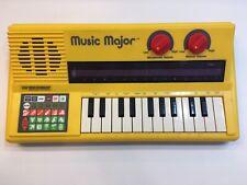 Vintage 1986 VTech Music Major keyboard, tested, Working Read Description