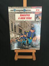Les tuniques bleues n°45 Emeutes à New York E.O proche du neuf