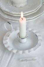 Kerzenhalter Kerzenständer Kerzenleuchter Kammerleuchter Shabby Chic