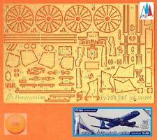 "1/144. Tupolev Tu-204 detail P.E. set, by ""Microdesign"" 144209"