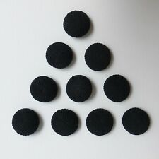 Boutons anciens - Crochet - 20 mm - crocheted caps fabric Button