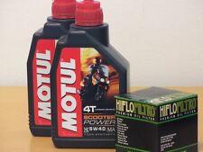 Motul Öl / Ölfilter Vespa GT GTS GTV 125 200 250 300