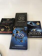 percy jackson book By Rick Riordan 4 Books