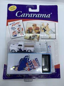 Cararama 1:72 Pepsi Cola Limited Tin Box Box Edition 2005 Ford American Pick Up