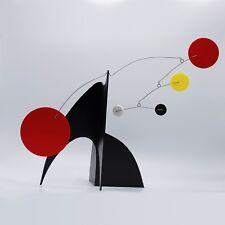 Mediados de siglo moderno arte Stabile por Atomic móviles-Mod Retro Decoración Escultura de cadera