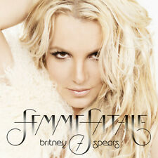 Britney Spears CD Femme Fatale - Europe (M/M - Scellé)
