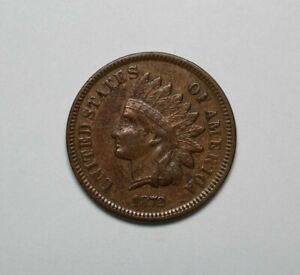 1872 Indian Head Cent - 171343A