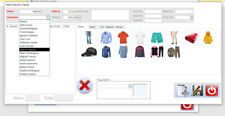 Dry Clean Ms Access Pos System Software with Accounting Demo Available