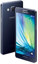 Samsung Galaxy A5 SM-A500FU 16GB Midnight Nero Sbloccato 4G Smartphone difettoso