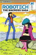 Robotech: The Macross Saga #28 VG; COMICO | low grade comic - save on shipping -