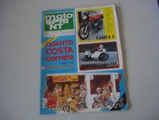MOTOSPRINT 46/1978 PROVA TEST MOTO GABOR 75 REGOLARITA'