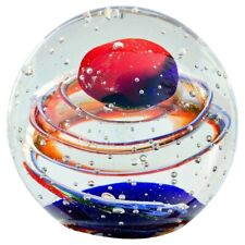 Glass Cosmos - Paperweight/Ornament - Funky Gift