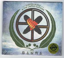 XAVIER RUDD & THE UNITED NATIONS - NANNA - 13 TITRES - 2015 - NEUF NEW NEU