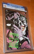 Batman: The Killing Joke #nn Comic First Print CGC GRADED 10.0 ONLY 14 WORLDWIDE