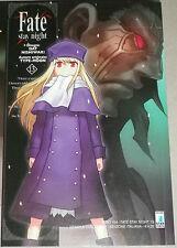 Manga - Fate Stay Night 13 - Type-Moon - STAR COMICS - NUOVO - D3