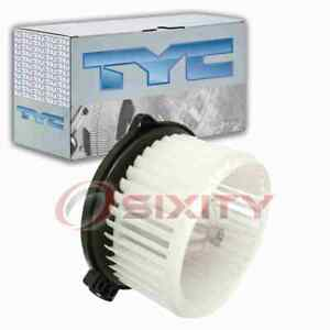 TYC Front HVAC Blower Motor for 2005-2009 Scion tC Heating Air Conditioning jv