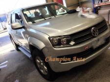 Volkswagen Amarok Side Steps Running Boards Aluminium 2010- 2018+ (CMP16)