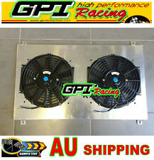 radiator shroud &fan for Ford EF EF2 EL NF NL DF DL Falcon Fairline Fairmont