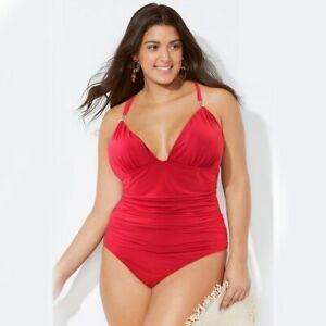 One Piece Tankini Plus Size Swimwear Women Black Halter Hot Swimsuit Push Up