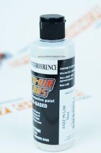 Airbrush ready custom paint by Createx  Auto-Air Hi-Lite Red 4422 4oz.