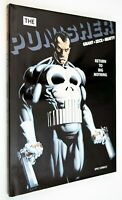 Punisher: Return to Big Nothing (1989 Marvel) HC Graphic Novel by Grant/Zeck! NM
