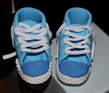 3D Edible Baby Shoe / Sneaker Cake Topper  For Birthday,Baby Shower