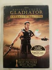 Gladiator (Three-Disc Extended Edition) - Dvd New Sealed Russell Crowe Free S/H