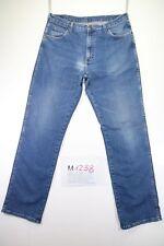 Wrangler Regular Fit Stretch (Cod. M1238) tg 50 W36 L34 jeans USATO Vita Alta