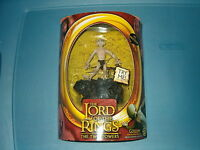 Toy Biz 2003 The Lord Of The Rings The Two Towers Gollum With Sound Base NIP