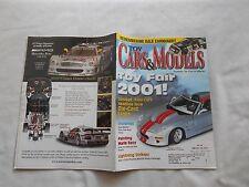 TOY CARS & MODELS-(MAGAZINE)-MAY,2001