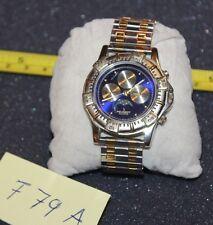 Peugeot Men's Swiss Quartz Chrono Watch F79-A