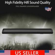 2020 Home Theater Soundbar Wireless Bluetooth Sound Bar Stereo Speaker Subwoofer