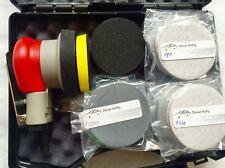 Exzenterschleifer 75mm PROFI Spot Repair Smart Repair Felgenreparatur Koffer