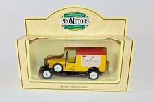 Lledo Promotional Models RARE Independent Commercial Vehicle Plain English Van