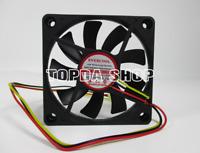 EVERCOOL EC7010M12BA Double ball cooling fan DC12V 0.25A 70*70*10mm 3wire