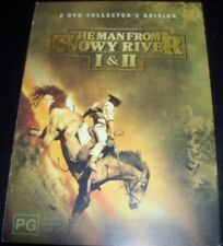 Man from Snowy River I & II (Australia Region 4) DVD – Like New